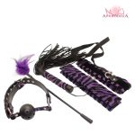 APHRODISIA Bondage Kits - Purple Passion Line